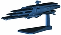 Mecha Coll Star Blazers 2199 Schderg Model Kit pre-order
