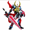 Metamor-Force Gaiking The Knight Figure pre-order