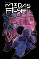 Midas Flesh #6 comic book pre-order