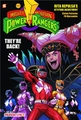 Mighty Morphin Power Rangers Graphic Novel Vol 01 Rita Repulsa pre-order
