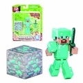 Minecraft Steve With Diamond Armor 3-Inch Figure pre-order