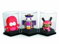 Mini-Figure Hexagonal Display Case 3-Pack Black pre-order