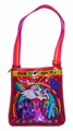 Mlp Rainbow Magic Pvc/Satin Top Zip Passport pre-order