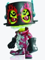 Mork Red Dr Morkenstein Pajamas Edition Figure pre-order