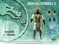 Mortal Kombat X Raiden 6-Inch Action Figure pre-order