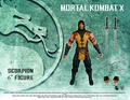 Mortal Kombat X Scorpion 6-Inch Action Figure pre-order