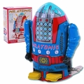 Mr Atomic Robot Tin Toy pre-order