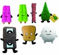 Mr Toast 16-Piece Plush Display Version 05 Version 05 pre-order