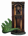 Munsters Nevermore Clock Maquette pre-order