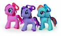 My Little Pony 3-Inch Plush Keychain 24Ct Asst pre-order