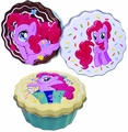 My Little Pony Cupcake Candy Tin 12Ct Display pre-order
