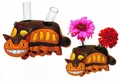 My Neighbor Totoro Flower Shop Of Catbus Double Vase pre-order