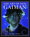 Neil Gaiman Art Of Neil Gaiman Visual Bio Hc pre-order