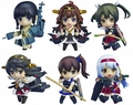 Nendoroid Petite Kancolle 6-Piece Blind Mystery Box Display pre-order