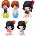 Nendroid More Dress Up Swimsuit Series 6-Piece Blind Mystery Box Display pre-order