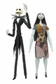 Nightmare Before Christmas Jack & Sally Coffin Doll Set pre-order