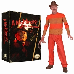 Nightmare on Elm Street Freddy Krueger action figure Classic Video Game version
