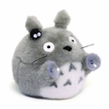 Oh-Totoro Plush With Suction Cups