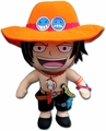 One Piece Ace 8-Inch Plush pre-order