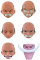 One Piece Cry Heart Vol 3 Parts Set pre-order