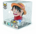 One Piece Luffy On A Barrel Mini-Coin Bank pre-order