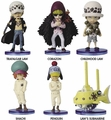 One Piece Wcf History Of Law Figure Asst pre-order