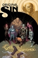 Original Sin #1 comic book pre-order