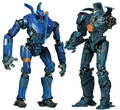 Pacific Rim 7-Inch Series 5 Jaeger Action Figure set of 2 pre-order
