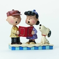 Peanuts Jim Shore Peace On Earth Figurine pre-order