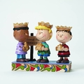 Peanuts Jim Shore Three Wise Men Figurine pre-order