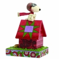 Peanuts Traditions Snoopy Flying Ace Figure pre-order