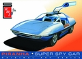 Piranha Spy Car 1/25 Scale Model Kit pre-order
