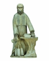 Planet Of The Apes Lawgiver Statue pre-order