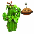 Plants Vs Zombies Gw Select Ghille Cactus Action Figure pre-order