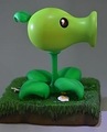 Plants Vs Zombies Peashooter Statue