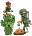Plants Vs Zombies Select Foot Soldier Zombie Action Figure pre-order