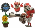 Plants Vs Zombies Select Football Zombie Action Figure pre-order