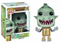 Pop Box Trolls Fish Vinyl Figure pre-order