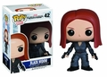 Pop Capt America 2 Black Widow Vinyl Figure pre-order