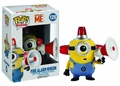 Pop Despicable Me 2 Fire Alarm Minion Vinyl Figure pre-order