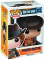 Pop Doctor Who 4Th Doctor Vinyl Figure