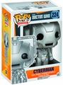 Pop Doctor Who Cyberman Vinyl Figure