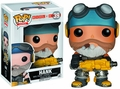 Pop Evolve Hank Vinyl Figure pre-order