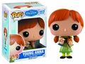 Pop Frozen Young Anna Vinyl Figure pre-order