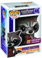 Pop Gaurdians Of The Galaxy Ravager Rocket Raccoon Px Vinyl Figure pre-order