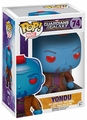 Pop Gaurdians Of The Galaxy Yondu Vinyl Figure pre-order