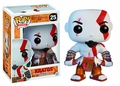 Pop God Of War Kratos Vinyl Figure pre-order