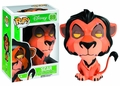 Pop Lion King Scar Vinyl Figure pre-order