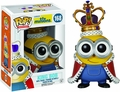 Pop Minions Minion King Vinyl Figure pre-order