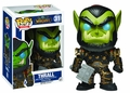 Pop World Of Warcraft Thrall Vinyl Figure pre-order